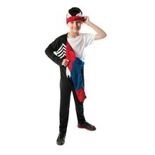 Picture of Spider-Man Black/Red Reversible Child Costume
