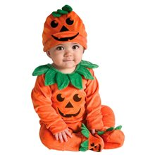 Picture of Lil' Pumpkin Infant Costume