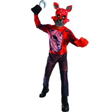 Picture of Five Nights at Freddy's Nightmare Foxy Child Costume