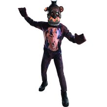Picture of Five Nights at Freddy's Nightmare Freddy Child Costume