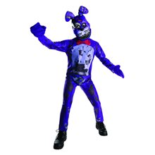 Picture of Five Nights at Freddy's Nightmare Bonnie Child Costume