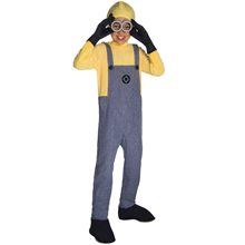 Picture of Despicable Me 3 Deluxe Minion Dave Child Costume