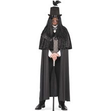 Picture of Gothic Night Stalker Adult Mens Costume