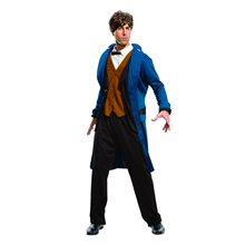 Picture of Fantastic Beasts Deluxe Newt Scamander Adult Mens Costume