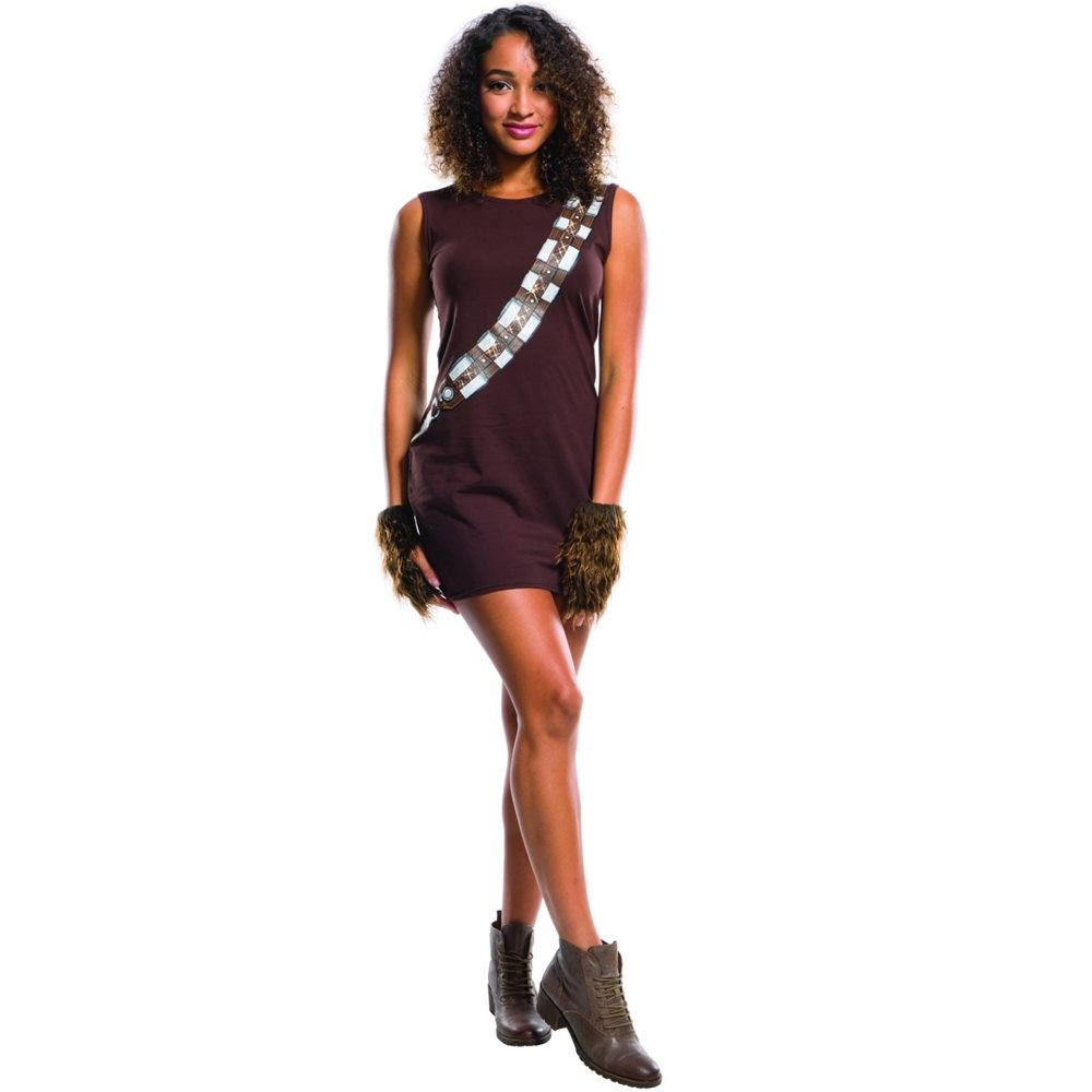 Picture of Star Wars Chewbacca Rhinestone Adult Womens Dress