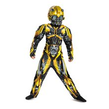 Picture of Transformers: The Last Knight Bumblebee Child Costume