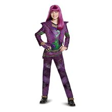 Picture of Descendants 2 Deluxe Mal Child Costume