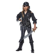 Picture of Miss Rebel Pirate Child Costume