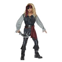 Picture of Sea Scoundrel Child Costume