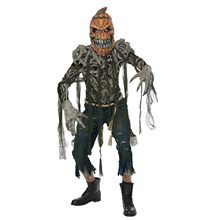 Picture of Pumpkin Creature Adult Mens Costume