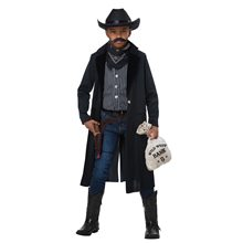 Picture of Wild West Sheriff Outlaw Child Costume