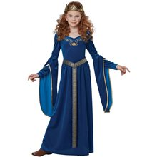 Picture of Medieval Princess Child Costume