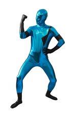 Picture of Razor Blue Adult Unisex Skin Suit