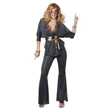 Picture of Disco Dazzler Adult Womens Costume