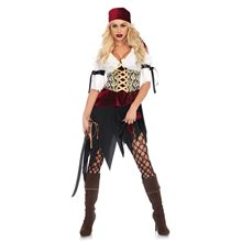 Picture of High Seas Pirate Wench Adult Womens Costume