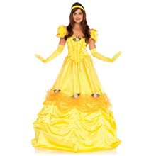 Picture of Belle of the Ball Adult Womens Costume