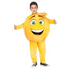 Picture of Emoji Movie Gene Child Costume