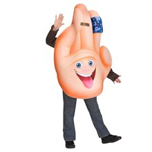 Picture of Emoji Movie Hi-5 Child Costume