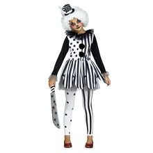 Picture of Killer Clown Dress Child Costume