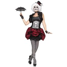 Picture of Freak Show Tightrope Walker Adult Womens Costume