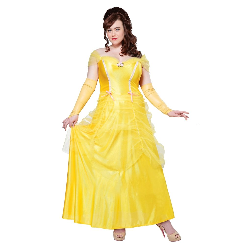 Picture of Classic Beauty Adult Womens Plus Size Costume