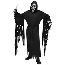 Picture of Skele-Face Adult Mens Costume