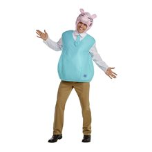 Picture of Peppa Pig Daddy Adult Mens Costume