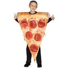 Picture of Pizza Slice Child Costume