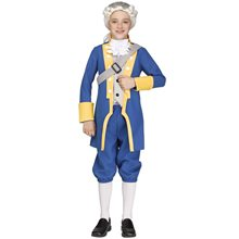 Picture of Colonial George Washington Child Costume