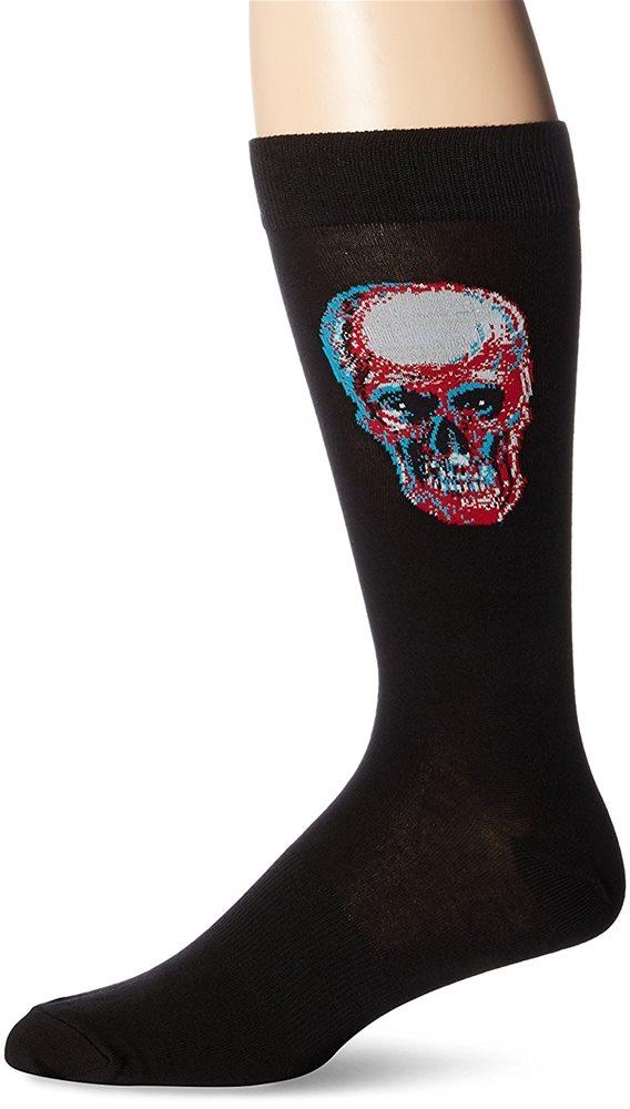 Picture of 3-D Skull Socks