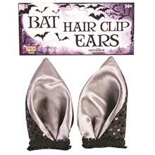 Picture of Bat Ear Hair Clips