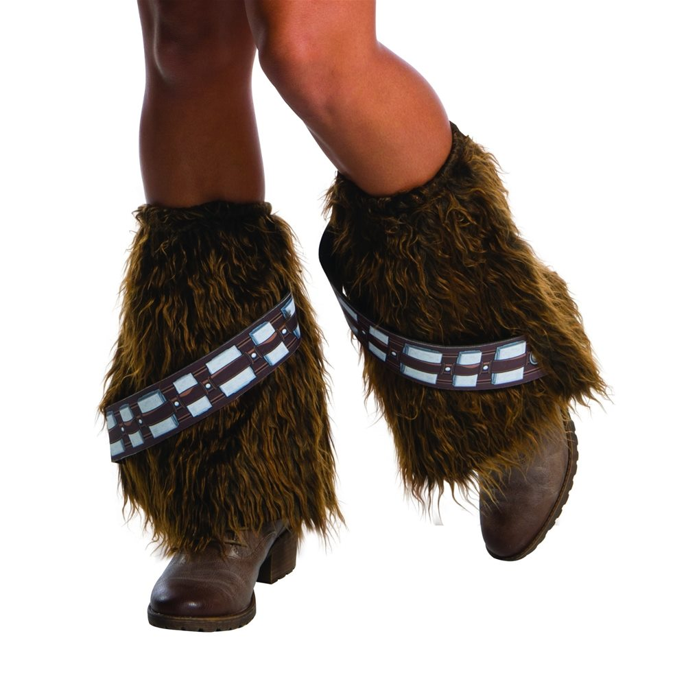 Picture of Star Wars Chewbacca Furry Leg Warmers