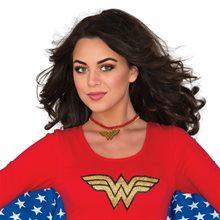 Picture of Wonder Woman Logo Choker
