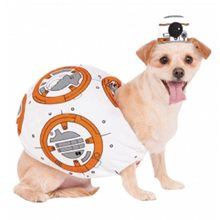Picture of Star Wars The Force Awakens BB-8 Pet Costume