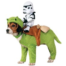 Picture of Star Wars Dewback Rider Pet Costume