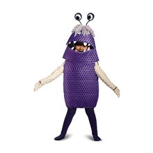 Picture of Monsters Inc. Deluxe Boo Toddler Costume