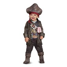 Picture of Dead Men Tell No Tales Jack Sparrow Infant Costume