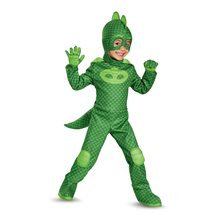 Picture of PJ Masks Deluxe Gekko Toddler Costume