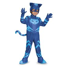 Picture of PJ Masks Deluxe Catboy Toddler Costume
