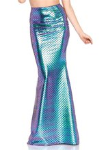 Picture of Iridescent Mermaid Skirt