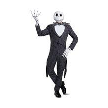Picture of Jack Skellington Prestige Adult Mens Costume