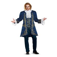 Picture of Beast Prestige Adult Mens Plus Size Costume