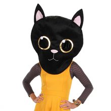 Picture of Black Cat MASKot Head