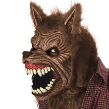 Picture of Gruesome Werewolf Ani-Motion Mask