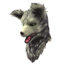 Picture of Wolf Moving Mouth Mask