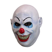 Picture of Demented Smiling Clown Mask