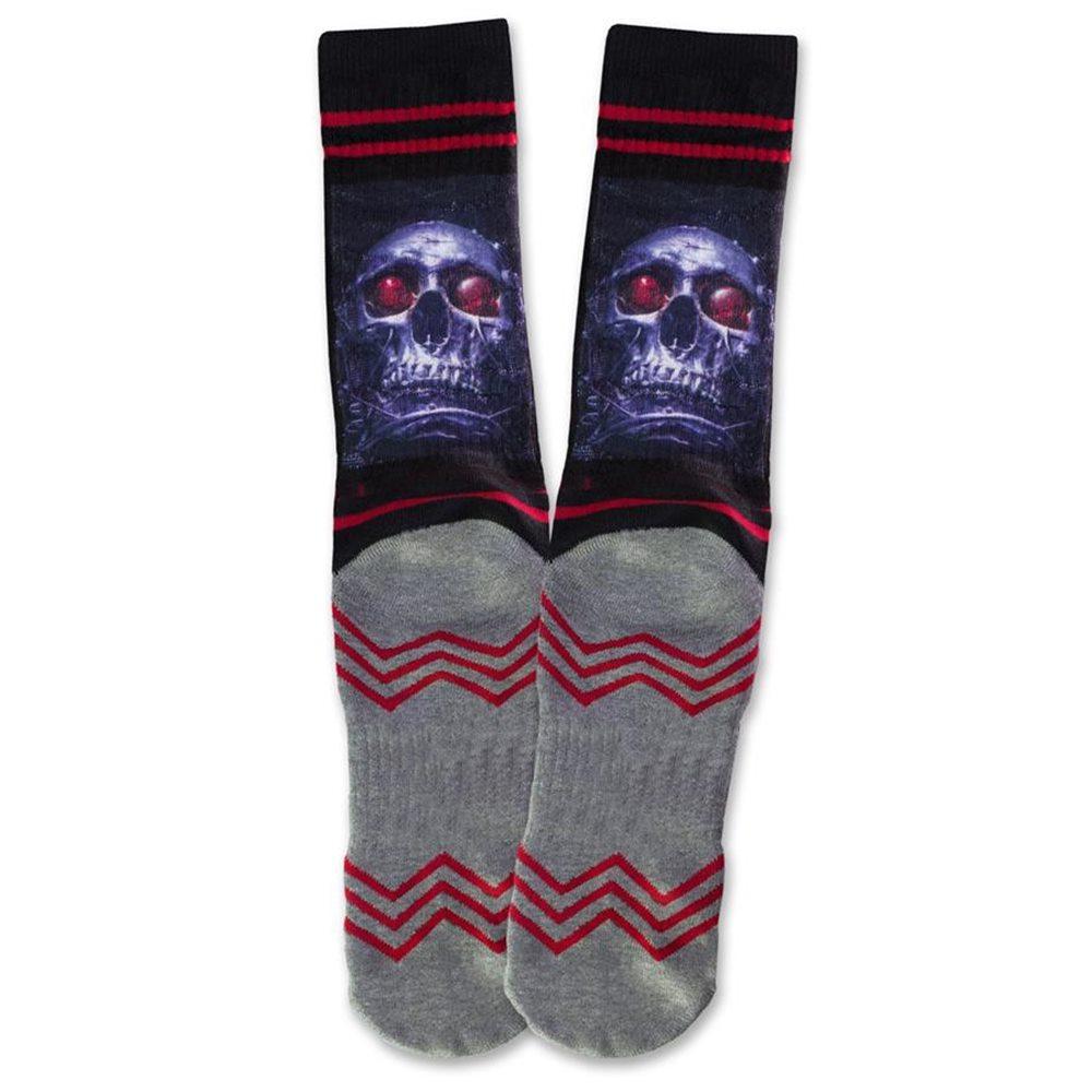 Picture of Biomech Skull Socks