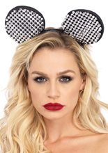 Picture of Silver Studded Mouse Ears