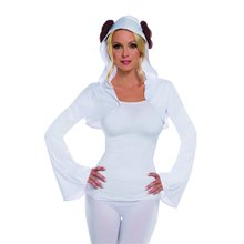 Picture of Star Wars Princess Leia Hooded Shrug Bolero