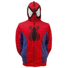 Picture of Spider-Man Adult Mens Cosplay Hoodie